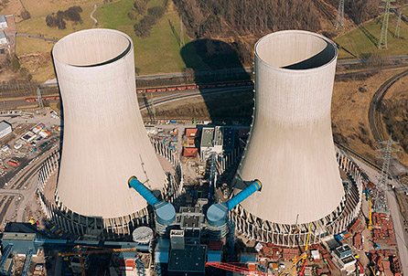 اجزای انواع برج خنک کننده