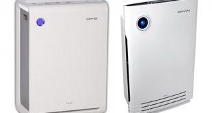 خرید انواع دستگاه های تصفیه هوا