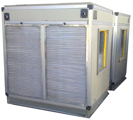 کاربردهای دستگاه کولر صنعتی