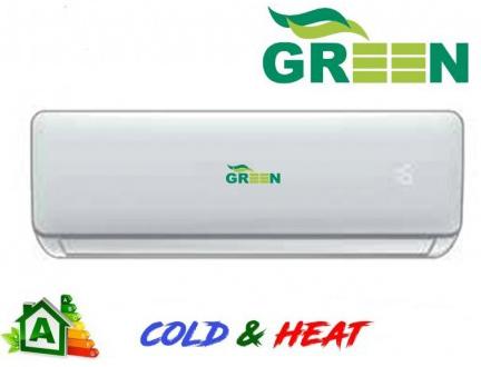 فروش انواع کولر گازی گرین