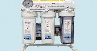 مزایای دستگاه تصفیه آب سافت واتر مدل SW