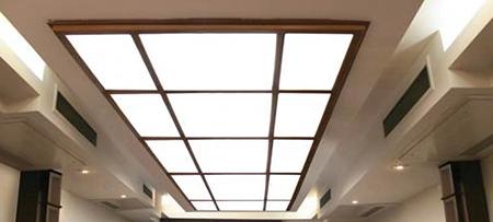 کاربردهای فن کویل های سقفی در تهویه مطبوع