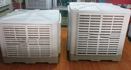 کاربردهای کولرهای تبخیری در تهویه مطبوع